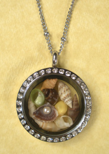 Locket Shell Collection