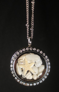 Locket White Collection
